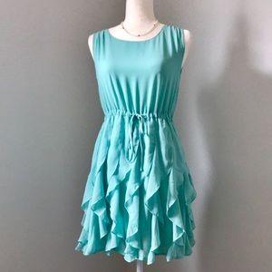 OASAP Ruffle Bottom Dress